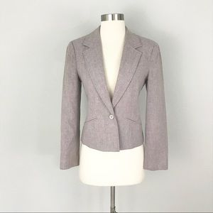 Pendleton Vintage Blazer Jacket Light Mauve 5/6